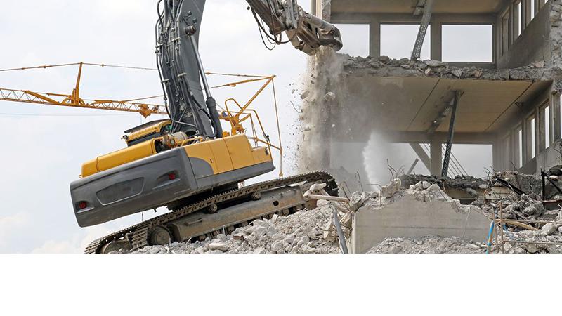 Демонтаж домов в Минске и области
