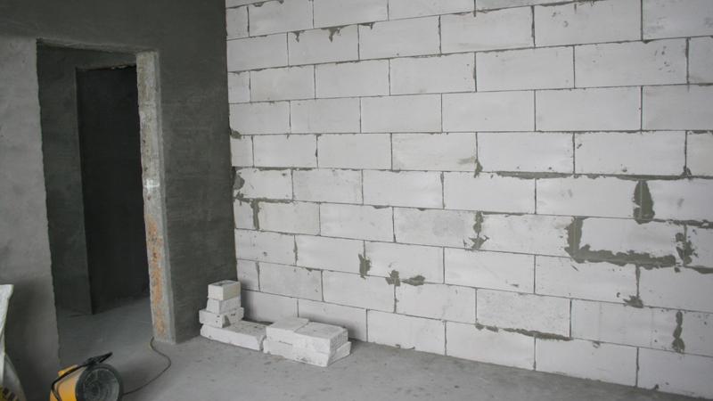 Демонтаж стен из газосиликата в Минске и области
