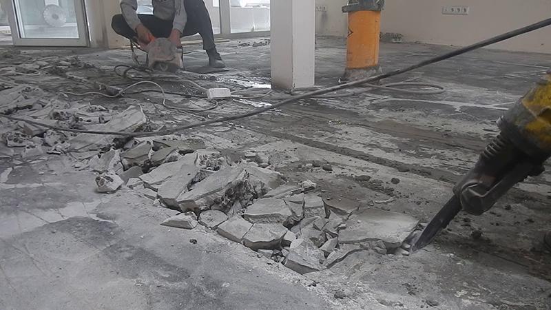 Сбивка бетона купить бетон в нижнем новгороде дешево с доставкой