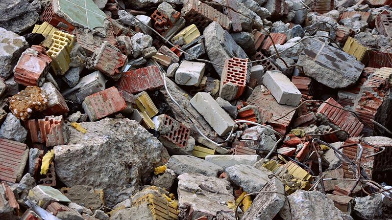 Уборка и вывоз строительного мусора в Минске и области